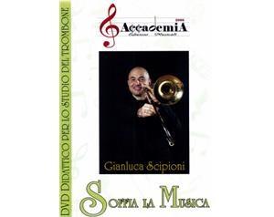 SOFFIA LA MUSICA - TROMBONE - DI SCIPIONI DVD