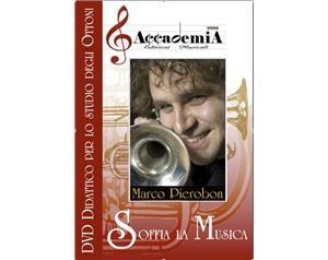SOFFIA LA MUSICA - GLI OTTONI - DI PIEROBON DVD
