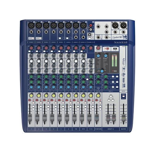 Signature 12 Mixer