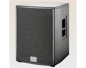 STL 400 A BLACK ACTIVE FULL RANGE 400W