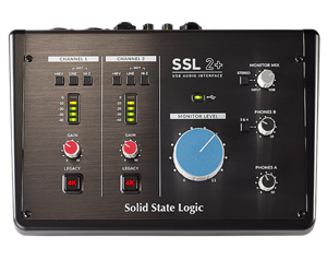 SSL2+ INTERFACCIA AUDIO USB