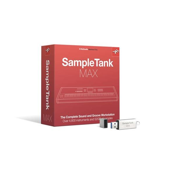 SAMPLETANK MAX - BUNDLE SAMPLETANK PER MAC E PC