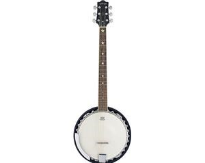 Bjm30g Banjo 6 Corde Body In Metallo
