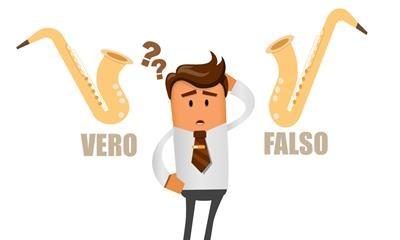 Come riconoscere uno strumento a fiato falso