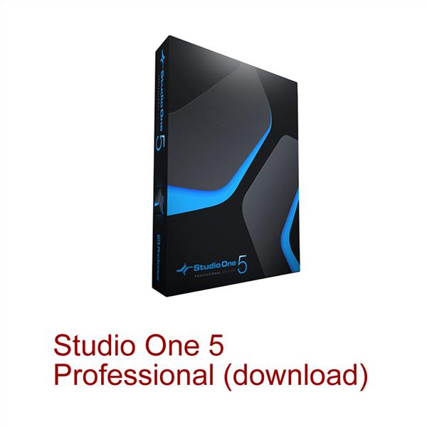 STUDIO ONE 5 PROFESSIONAL (DOWNLOAD)