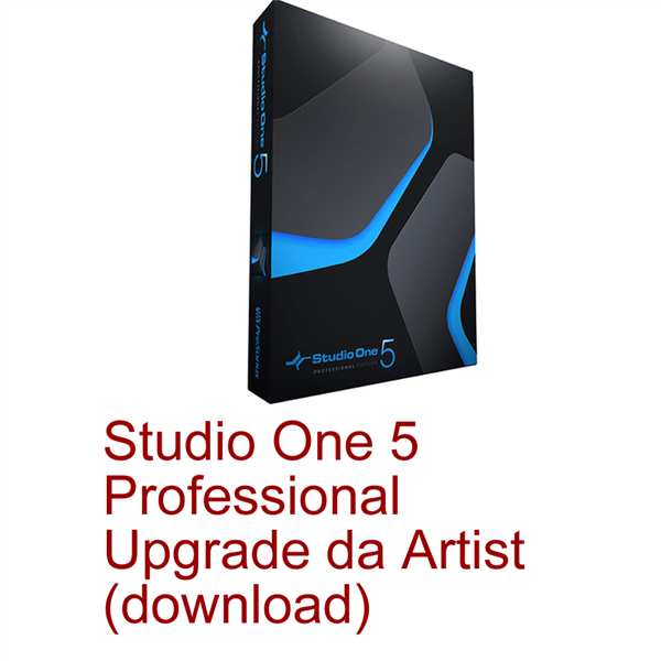 STUDIO ONE 5 PROFESSIONAL UPG DA ARTIST (DOWNLOAD)