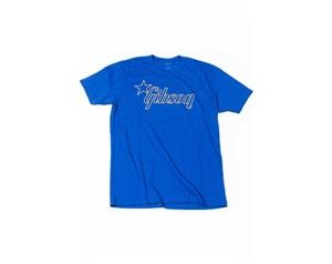 GA-STRMLG GIBSON® STAR T BLUE LARGE