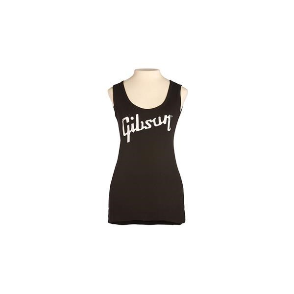 GA-BLTKLG DISTRESSED LOGO WOMEN TANKTOP