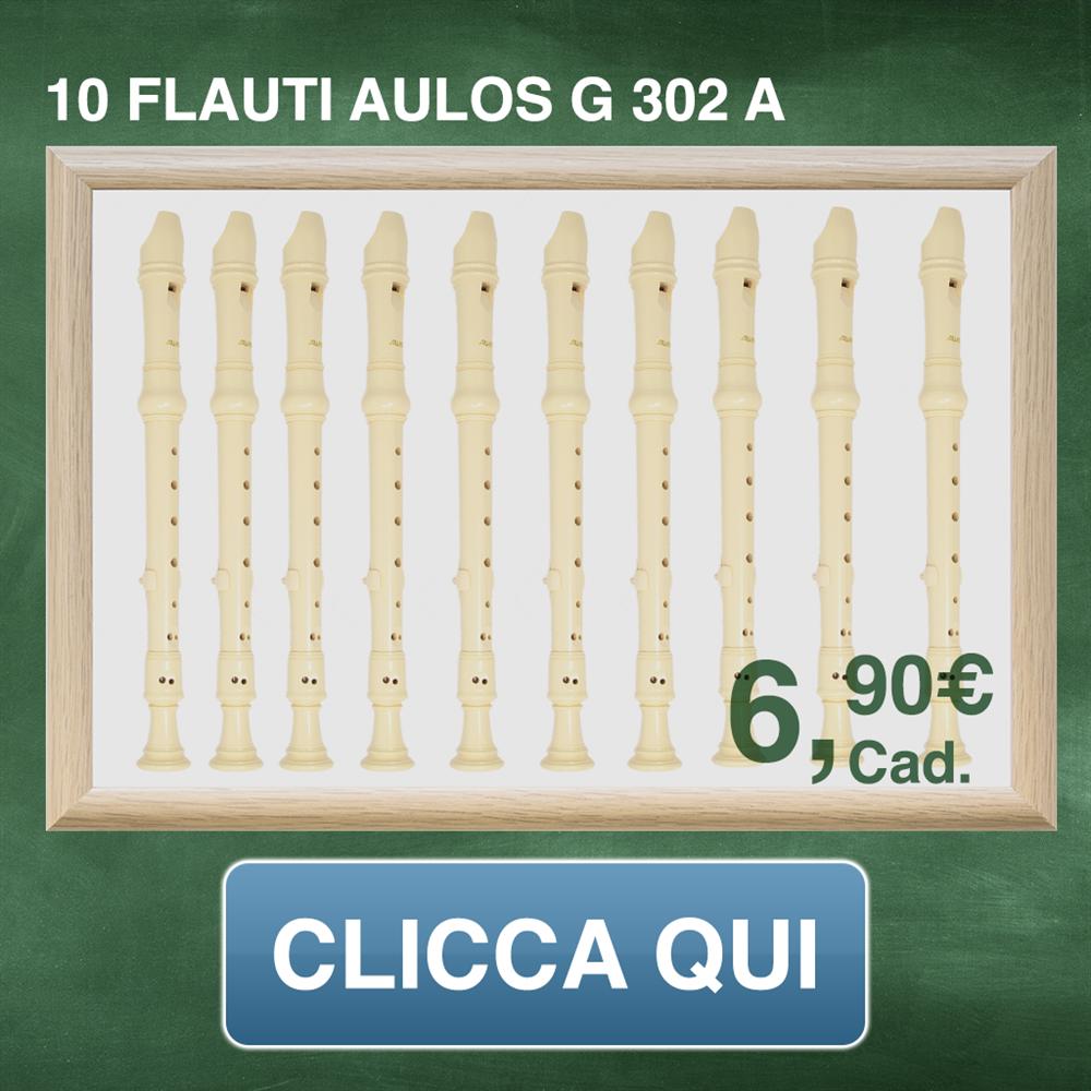 flauto aulos x 10