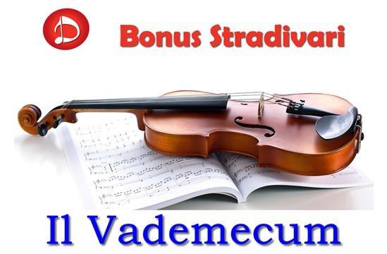 Bonus Stradivari 2016 - Il Vademecum