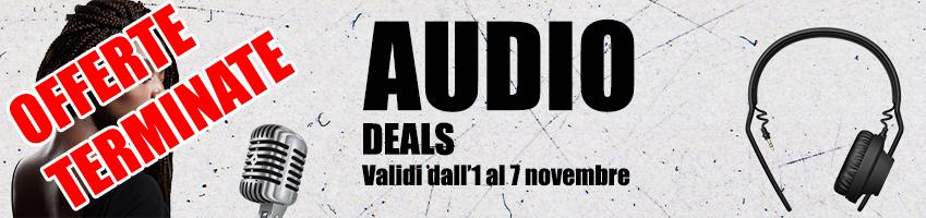 Testatine audio deals offerte terminate
