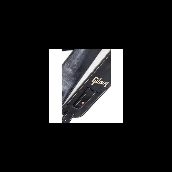 ASNB-BLK THE NUBUCK STRAP BLACK