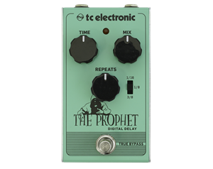 THE PROPHET DIGITAL DELAY PEDALE