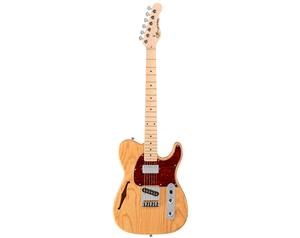 ASAT CLASSIC BLUESBOY SEMIHOLLOW NATURAL