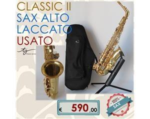 CLASSIC II SAX ALTO LACCATO USATO