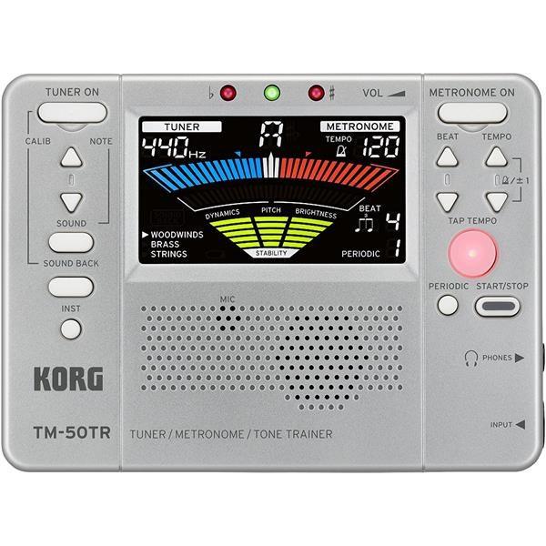 TM-50TR-SL ACCORDATORE/METRONOMO/TONE