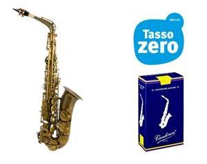 Sassofono Alto Trevor James Tj37sc-a56b Signature Custom Con Ance In Omaggio