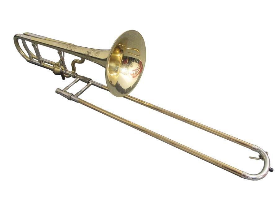 S e shire trombone tenore ottone light usato for Valutazione ottone usato