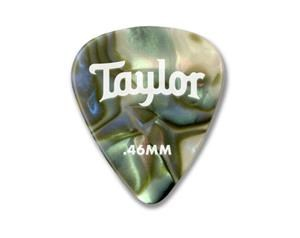TAYLOR CELLULOID 351 ABALONE 0.96MM 12PZ