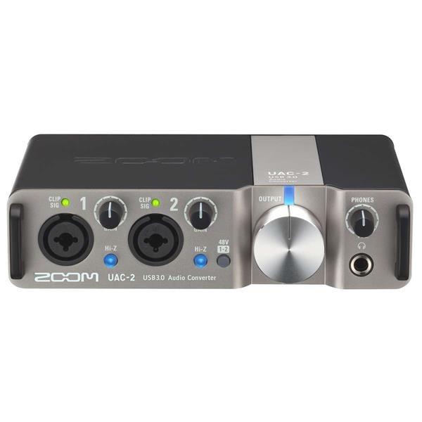 UAC-2 - INTERFACCIA AUDIO/MIDI 2IN/2OUT - USB 3.0