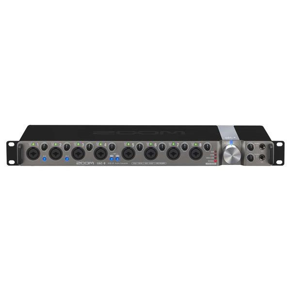 UAC-8 - INTERFACCIA AUDIO/MIDI 18 IN - 20 OUT - USB 3.0