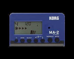 KORG MA-2-BLBK METRONOMO