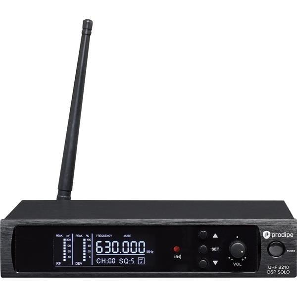 UHF B210 DSP LAVALIER SOLO