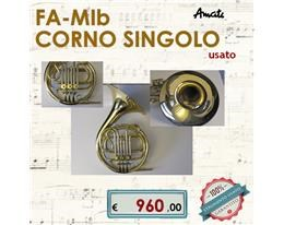 FA-MIB CORNO SINGOLO USATO