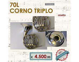 70L CORNO TRIPLO USATO