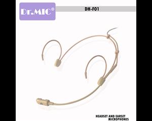 DH-F01C MIC HEADSET 3 PIN