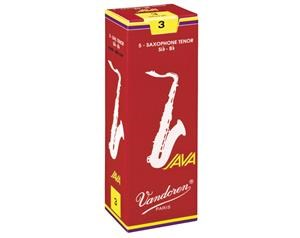 BOX 5 ANCE JAVA RED 3 1/2 SAX TENORE