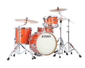 Vd48s-bos - Shell Kit Jazz - Finitura Bright Orange Sparkle