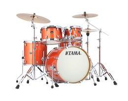 VD50RS-BOS - shell kit - finitura Bright Orange Sparkle