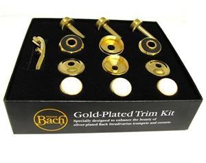 1811g Gold Trim Kit Standard Per Tromba