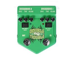 Double Trouble Doppio Overdrive