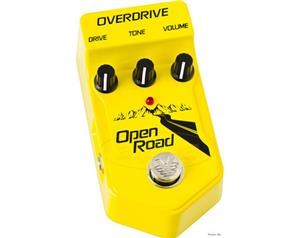 OPEN ROAD OVERDRIVE
