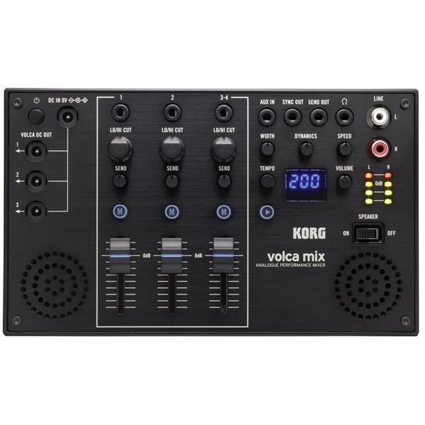 VOLCA MIX MIXER PER DJ