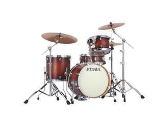 Vp48s-abr - Shell Kit Jazz - Finitura Antique Brown Burst