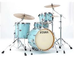 VP48S-LBL - shell kit Jazz - finitura Light Blue Lacquer