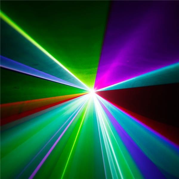WOOKIE 400 RGB PROIETTORE LASER