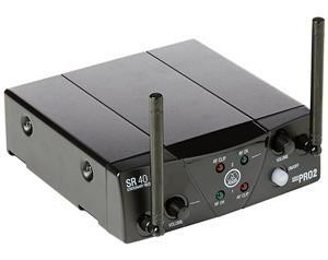 Wms40 Mini Dual Vocal Set Radiomicrofono