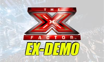 Ex Demo da X Factor: Chitarre e Bassi