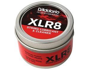 XLR8-01 LUBRIFICANTE E POLISH PER CORDE CHITARRA