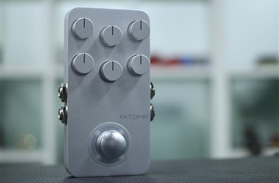 Hotone Xtomp: il pedale multieffetto Bluetooth