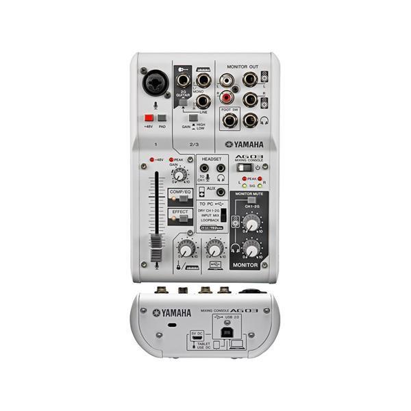 AG03 MIXER USB