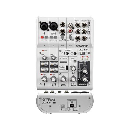 Ag06 Mixer Usb
