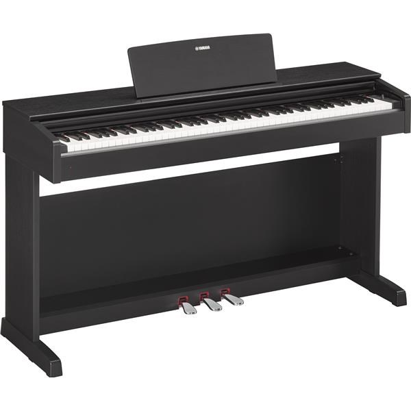 YDP143 BK NERO SATINATO ARIUS PIANO DIGITALE