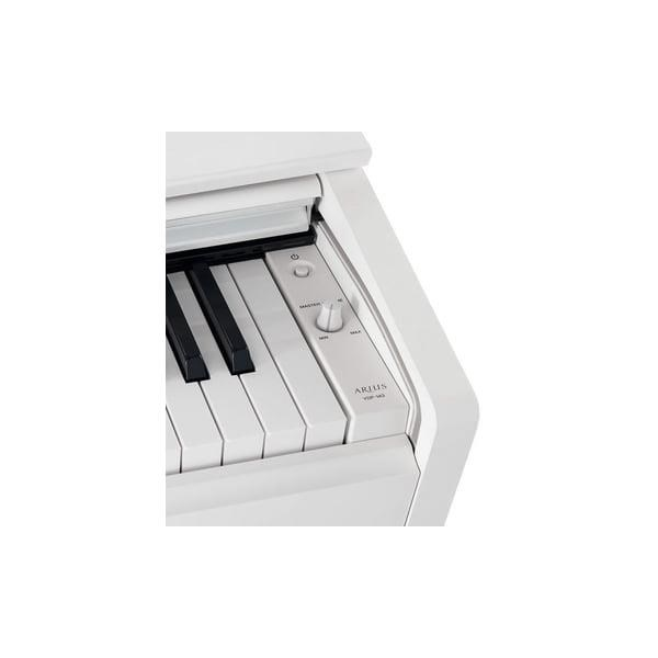 YDP143 WH BIANCO ARIUS PIANO DIGITALE