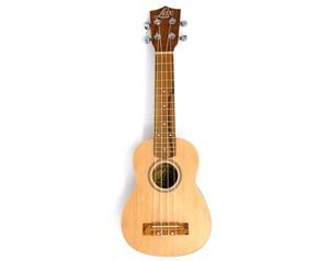 UK21 ZNST NATURAL UKULELE SOPRANO