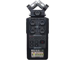 H6 BLK REGISTRATORE DIGITALE